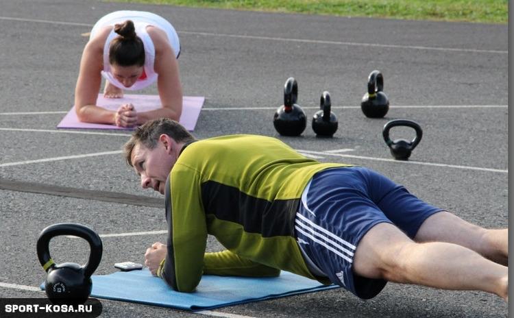 кроссфит программа тренировок для девушек для похудения