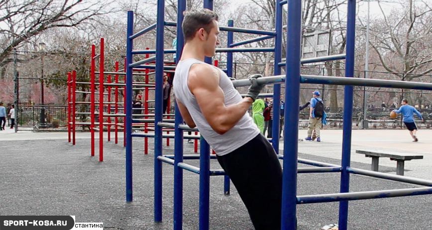 how to build big arms without weights