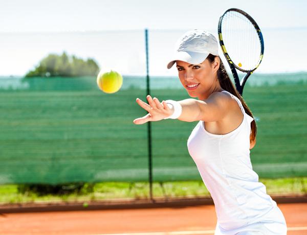 Теннис в школе «Tennis Star»