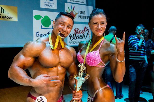 В Пензе прошел турнир по фитнесу и бодибилдингу