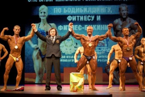 Игорь Мысин: «Бодибилдинг — это целая культура»