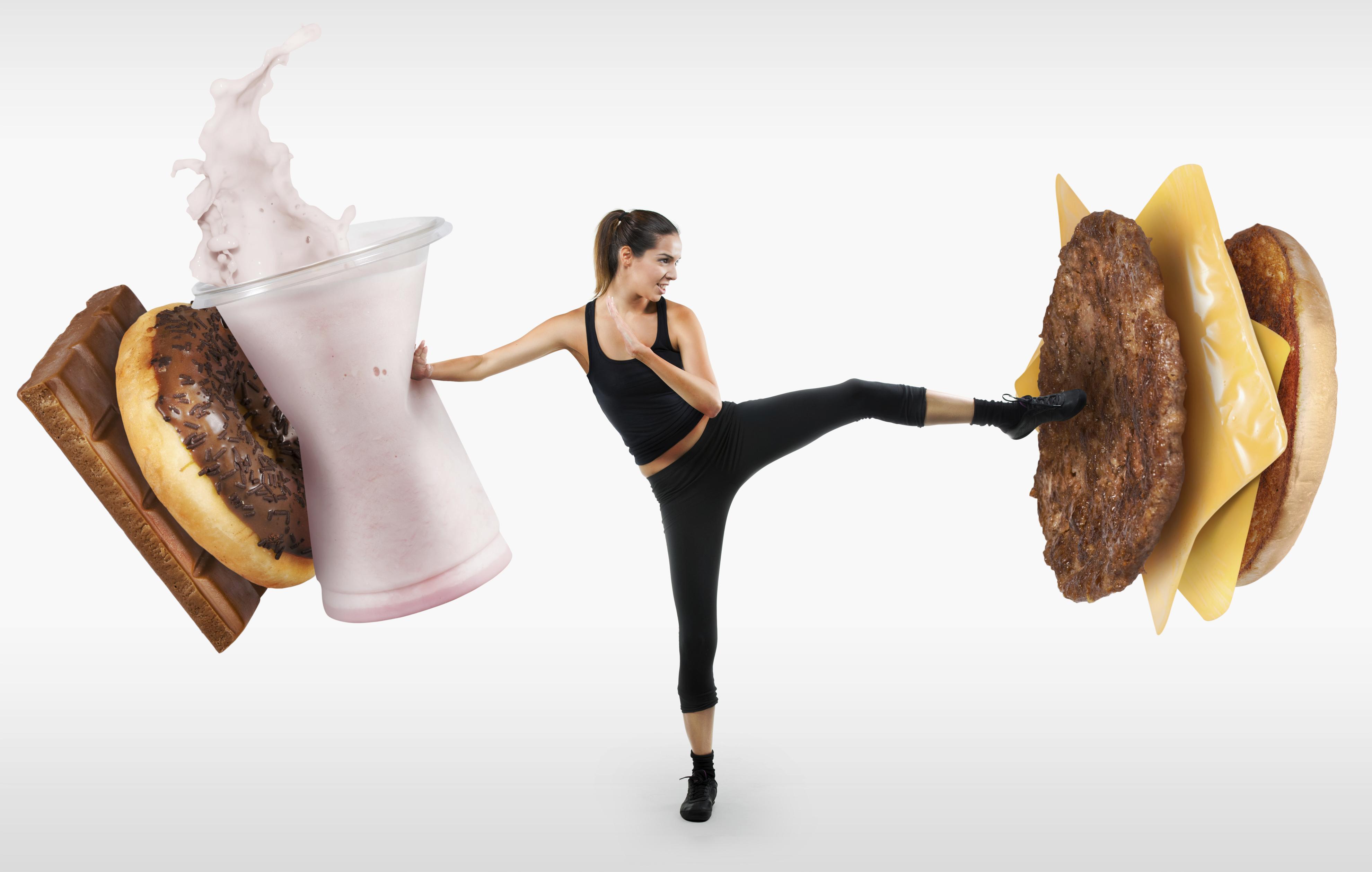 Наесться, чтобы похудеть