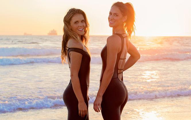 Американские фитнес-блогеры раскрыли секреты идеальной фигуры