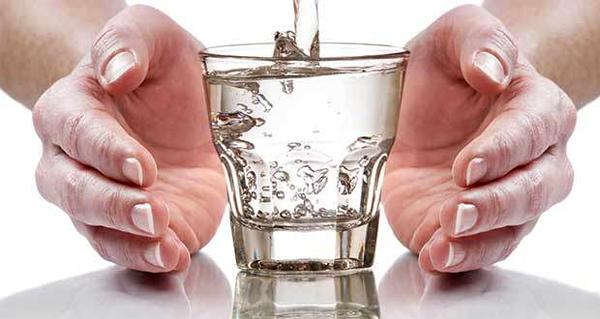 Пейте воду правильно!
