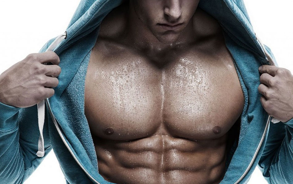 Как накачать грудные мышцы в домашних условиях - упражнения