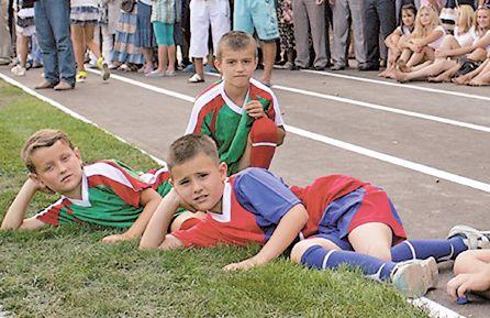 Сельский стадион удивил киевских динамовцев