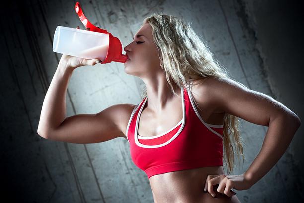 Спортивное питание - 50% успеха