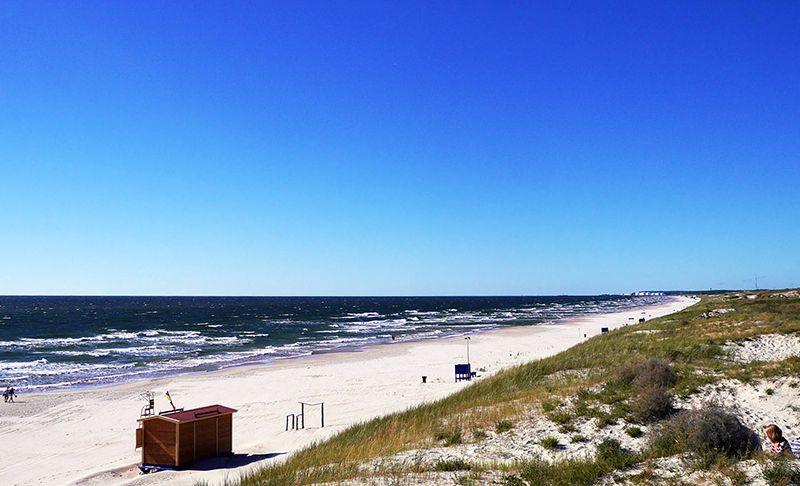 Альтернативный летний отдых на Балтийском побережье Литвы
