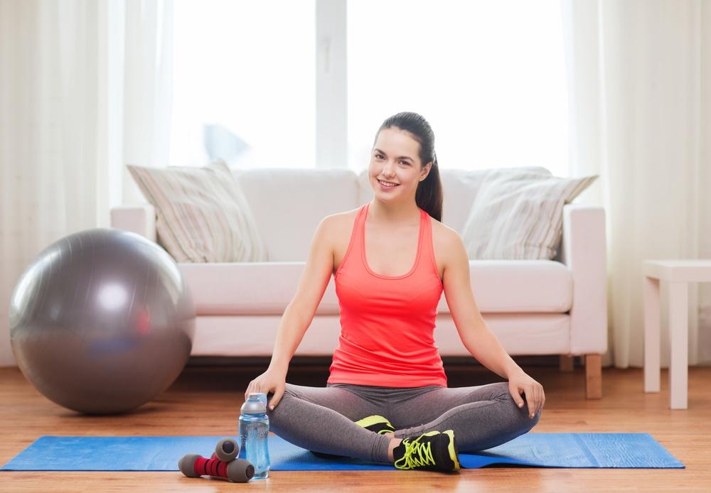 Как легко похудеть при сидячем образе жизни