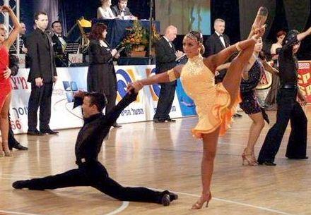 Спортивные танцы