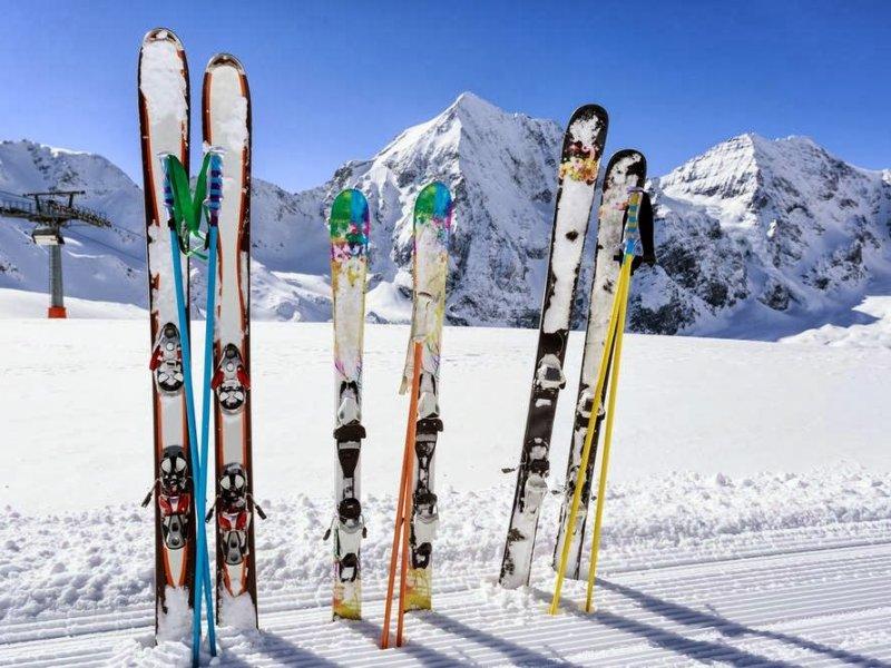 Лыжи в Украине