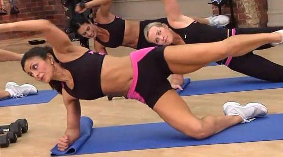 Индивидуальные занятия по фитнесу