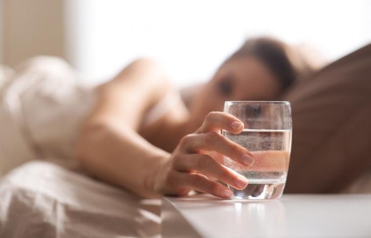 Что есть, пить, как уснуть и не заболеть в жару