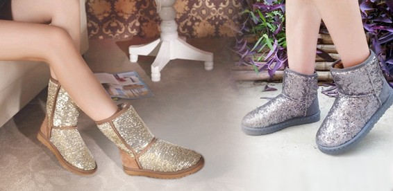 Как носить обувь УГГИ