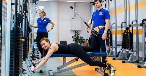 Реабилитация и кинезитерапия в спорте