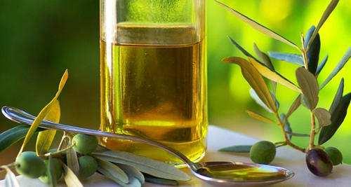 Оливковое масло и лимон придают бодрости с утра