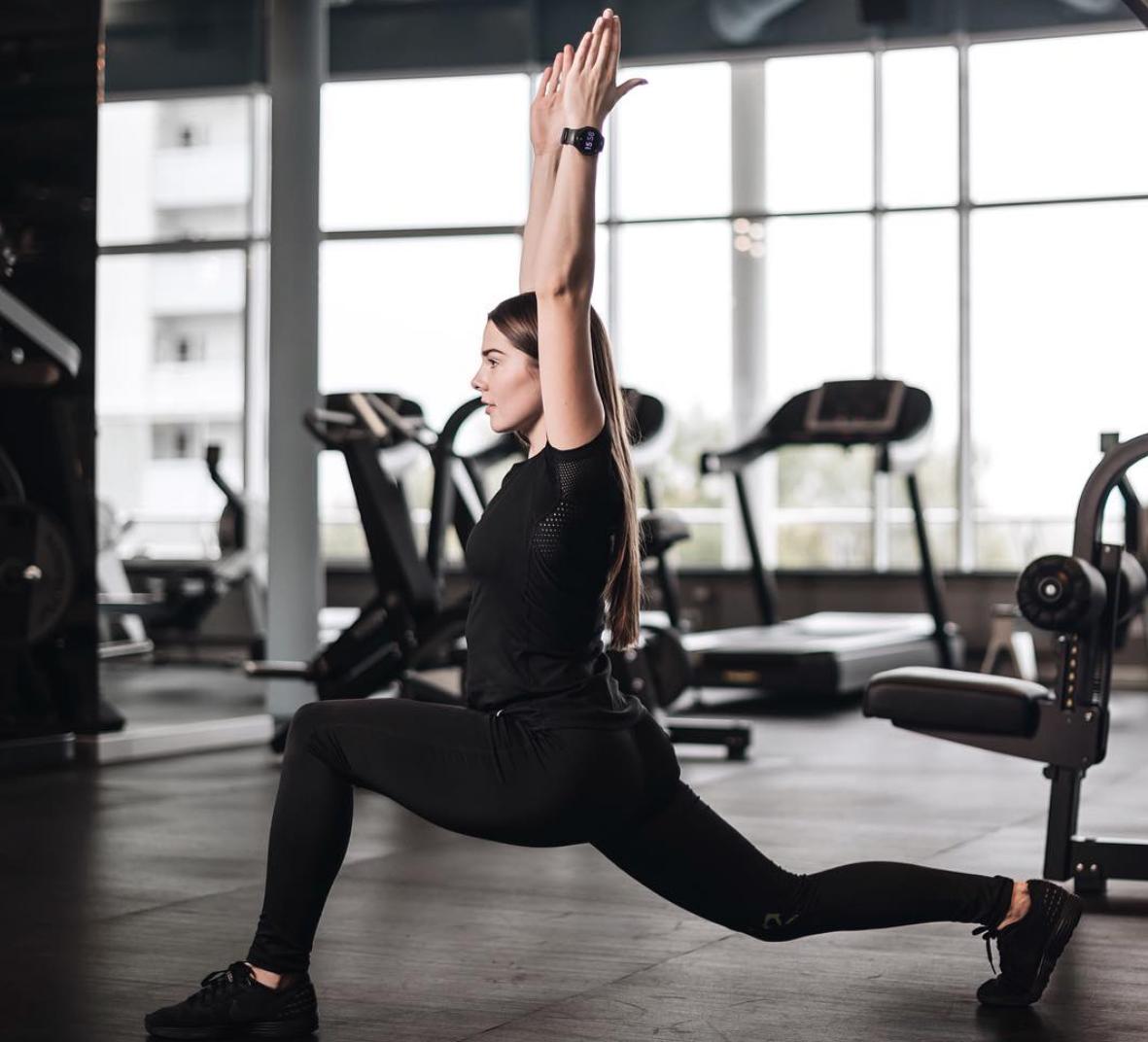 советы от фитнес-тренер Кристины Пеленьо