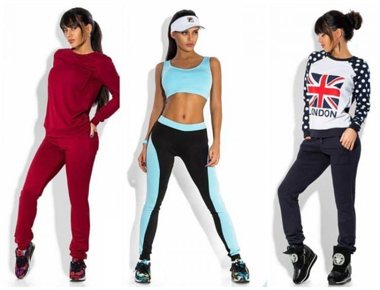 Спортивные костюмы, которые выбирают опытные спортсмены