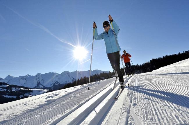 Беговые лыжи на прокат