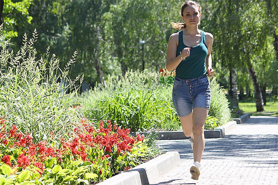 Фитнес и бег - польза для здоровья и залог хорошего самочувствия