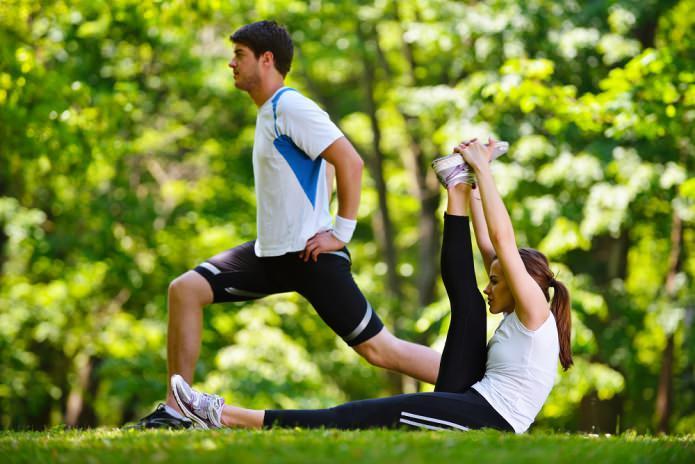 Влияние физической активности на состояние здоровья