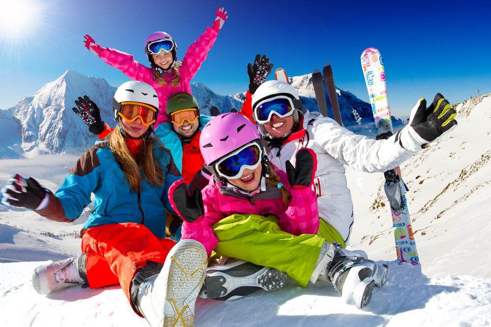 Выбираем одежду для зимних видов спорта