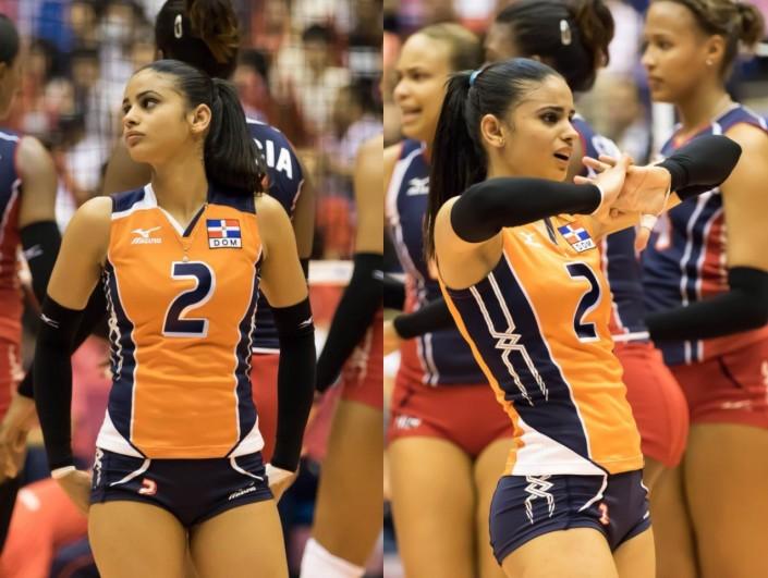 Женская волейбольная экипировка