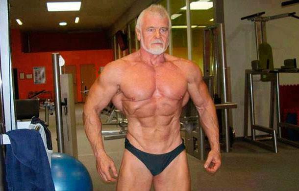 Как увеличить мышечную массу, если вам за 50?