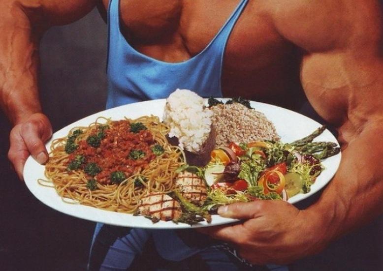 Питание при наращивании мышечной массы