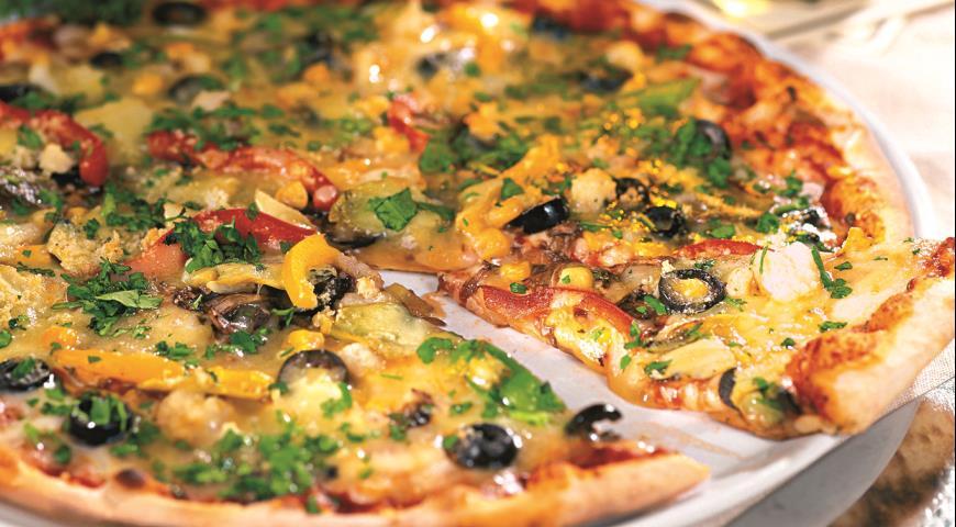 Рецепт пиццы от итальянского шеф-повара