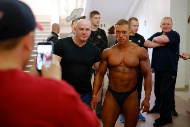 Ревдинец выиграл Кубок Свердловской области по бодибилдингу