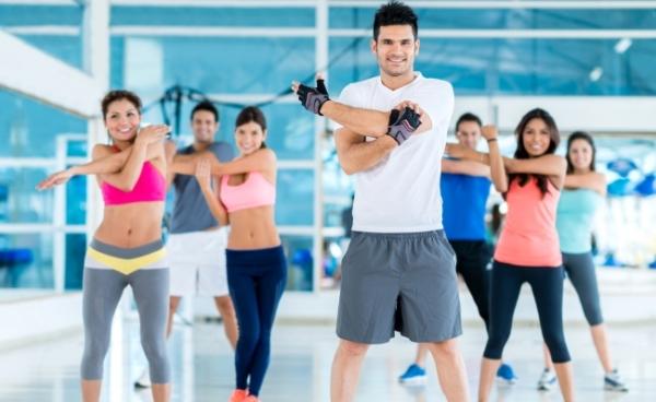 Делаем физические упражнения с удовольствием