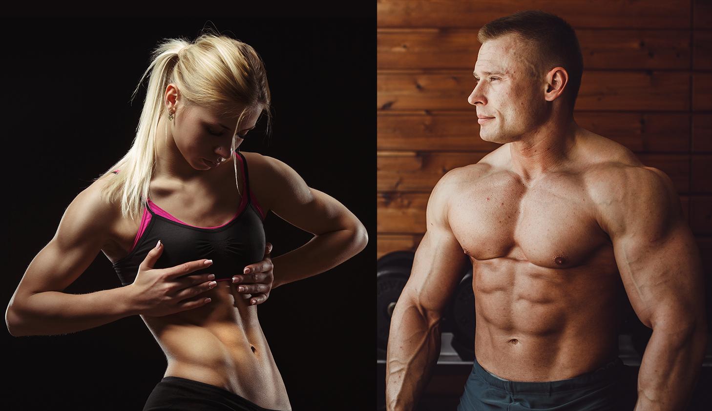 Как создать идеальный рельеф грудных мышц