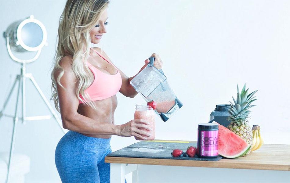 Питание и тренировки во время отпуска