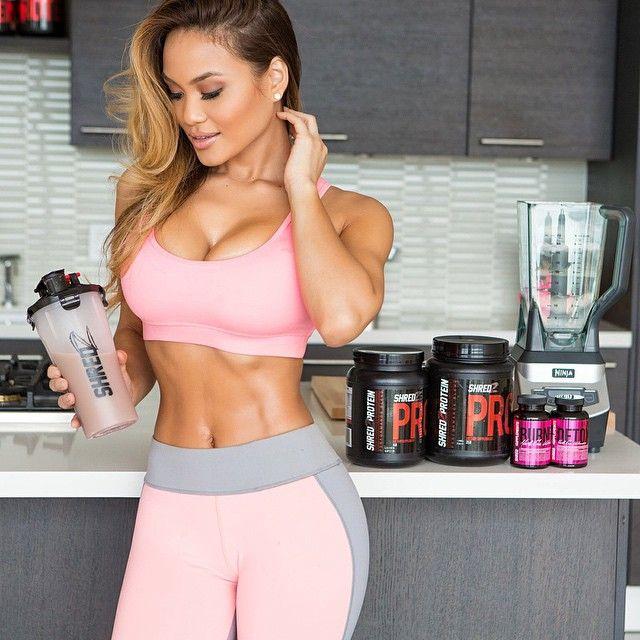 Как похудеть с помощью протеина?