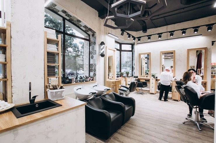 Салоны красоты и парикмахерские