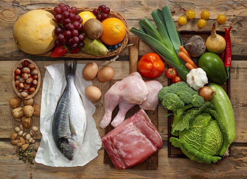 вкусное и здоровое питание