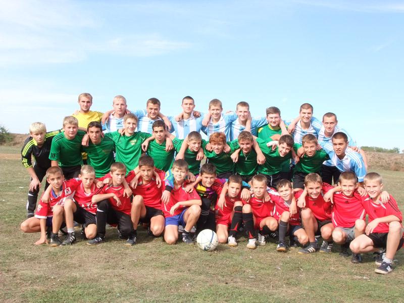 Сельский праздник футбола удался на славу